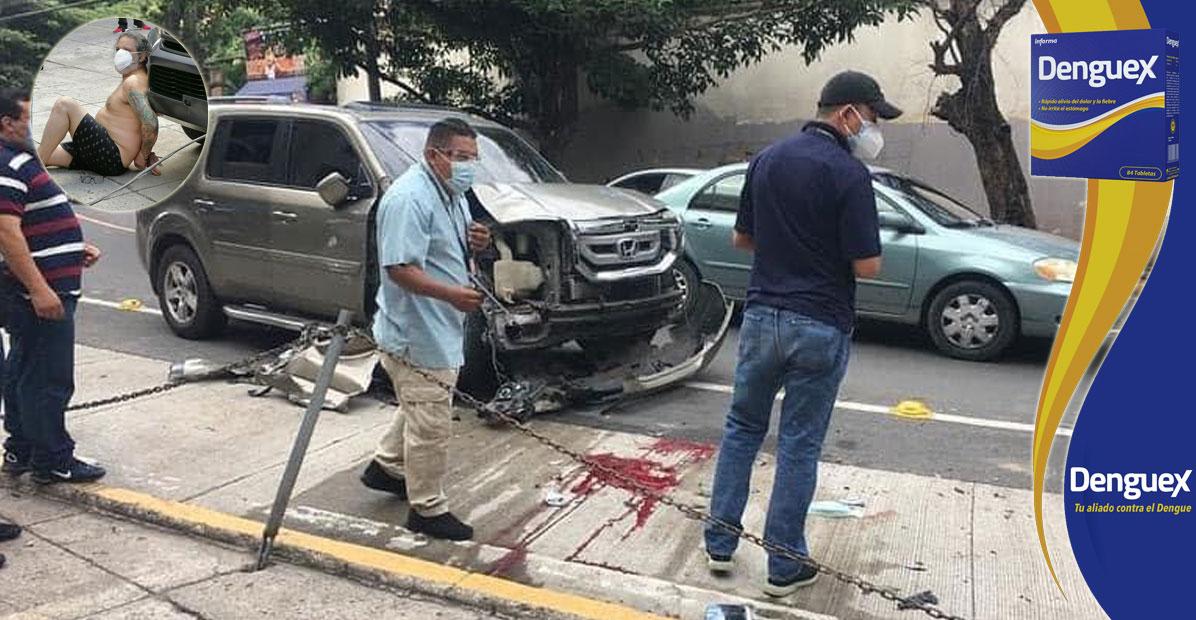 A la cárcel envían a ciudadano que atropelló y causó la muerte del fiscal Eblin Macías