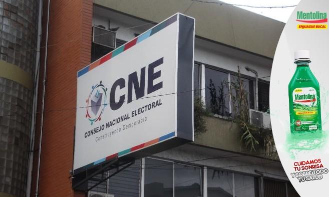 Tres partidos políticos presentaron planillas ante el CNE, la Democracia Cristiana no participará en elecciones primarias