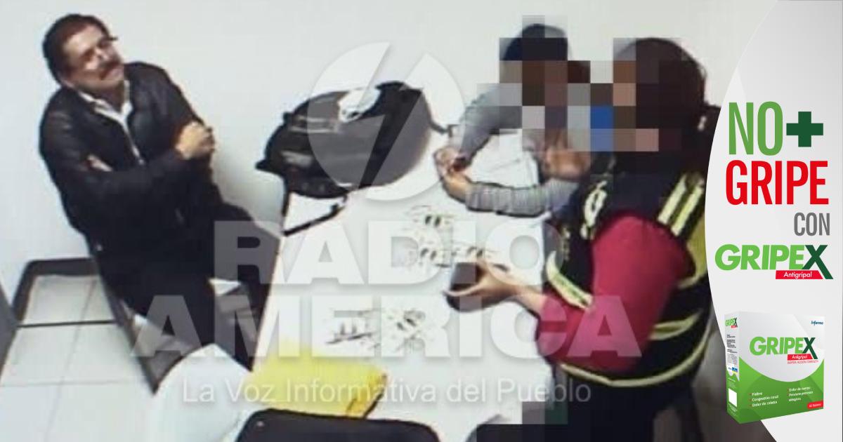 Expresidente Zelaya detenido en aeropuerto Toncontín por portar cantidad no permitida en dólares
