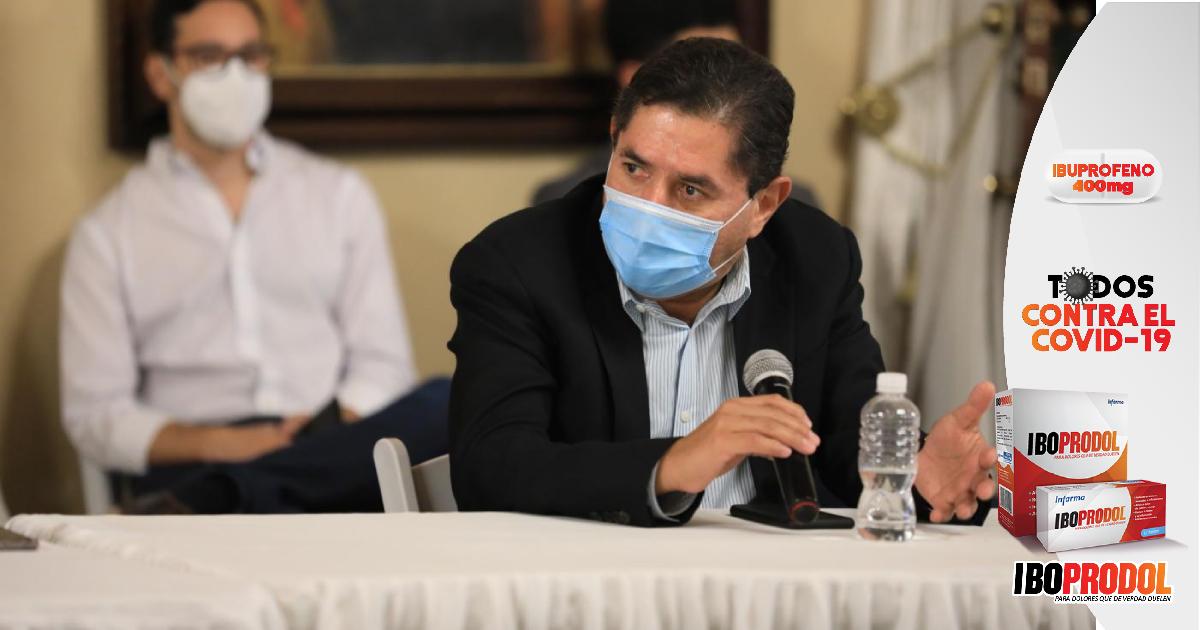 """Excanciller Jiménez Puerto: """"Estaremos vigilantes a que las cosas se hagan correctamente"""" en Plan de Reconstrucción Nacional"""