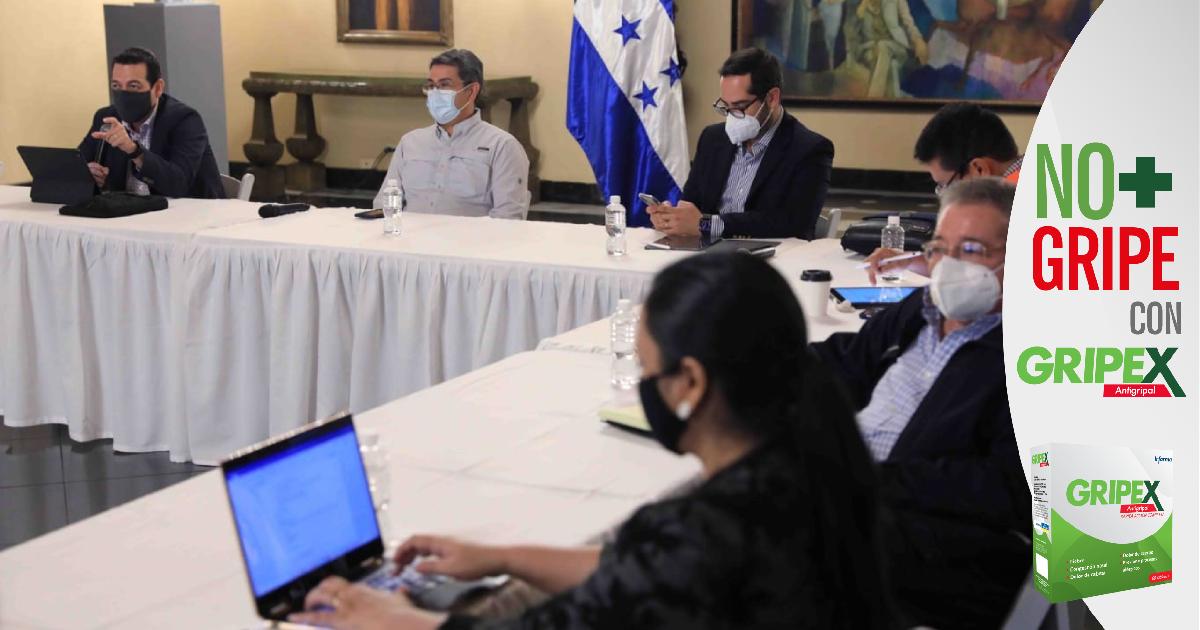 Gobierno: Grupo de Notables comprometido a unir esfuerzos a favor de Honduras