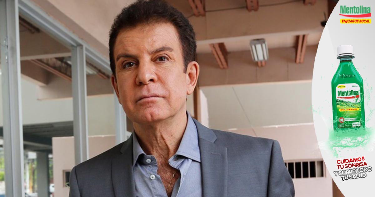 """Salvador Nasralla: """"Incidente de Mel Zelaya es un distractor perfecto para ocultar robo de los hospitales"""""""