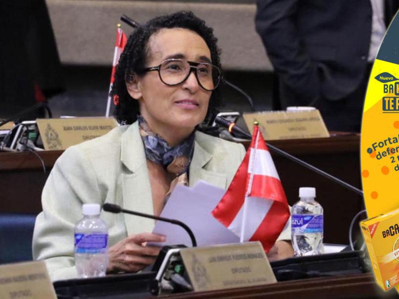 Diputada: Costa Rica tiene primero la vacuna, porque le apuestan a la salud y eliminaron a las Fuerzas Armadas
