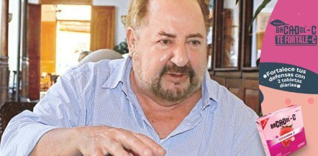 Adolfo Facussé espera que compra de vacunas rusas Sputniks, no sea igual que los hospitales móviles