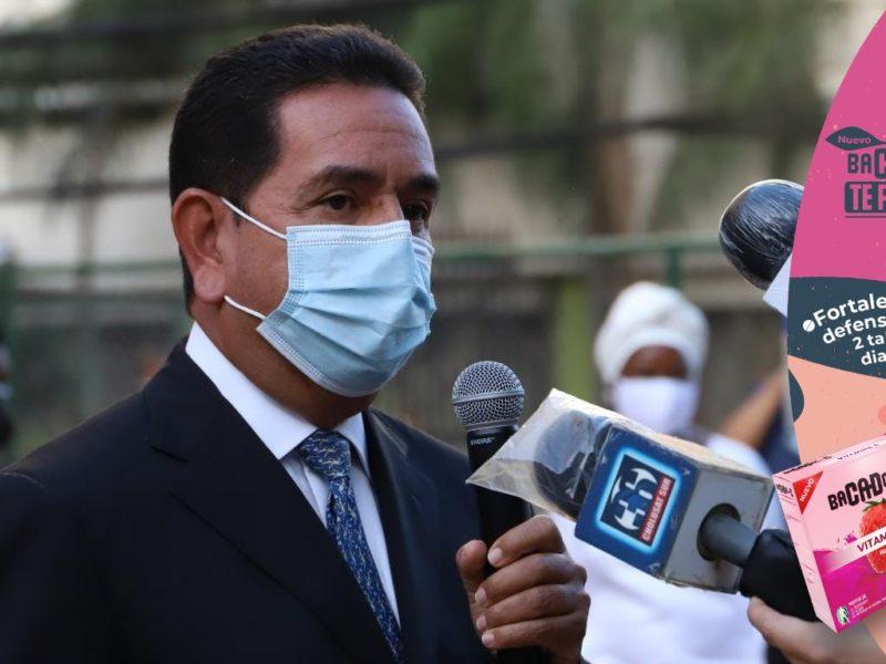 """Antonio Rivera: Para evitar el fraude o doble voto, """"sacrificamos irnos solo con cuadernillos originales"""""""