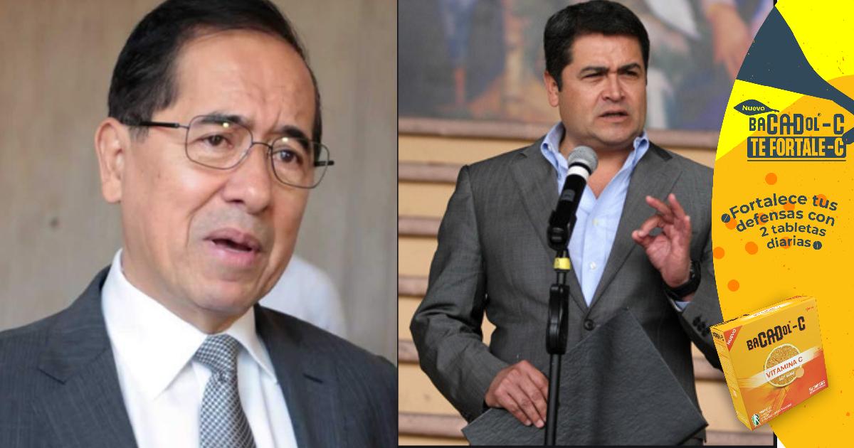 """Chang Castillo: El Presidente es hombre """"dinámico, activo"""", y debe priorizar la reconstrucción de Honduras"""
