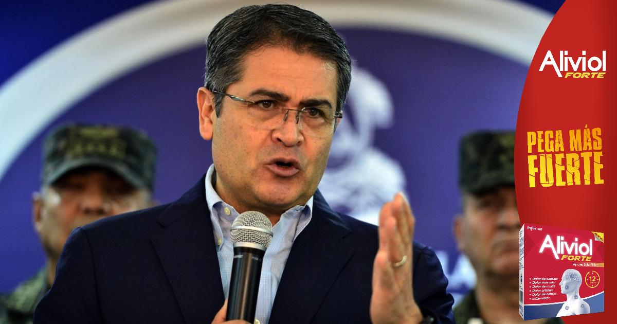 Abogado dice el presidente Hernández corre riesgo de enfrentar la justicia hondureña o los tribunales estadounidenses