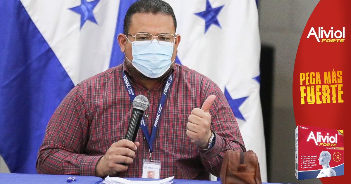 """Omar Rivera califica de """"irresponsables"""" a políticos, que por buscar votos, solo lograrán aumentar los contagios"""