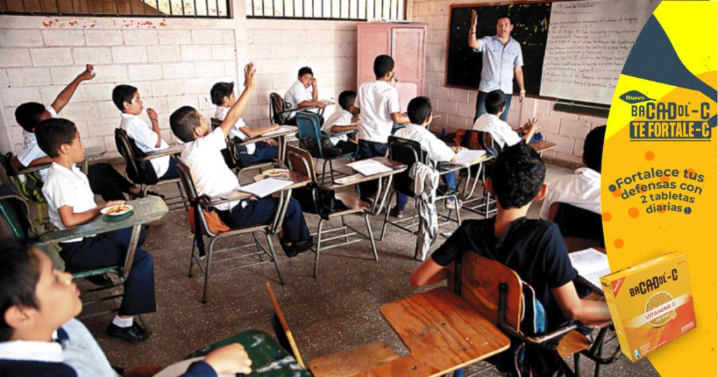 Miembro de ASJ lamenta que mas de dos millones de niños quedaron fuera del sistema educativo