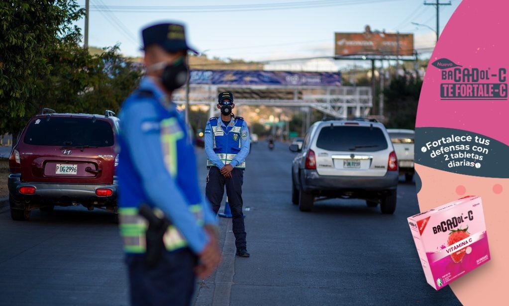 Policía anuncia aplicación estricta del Toque de Queda y suspende validez y emisión de salvoconductos