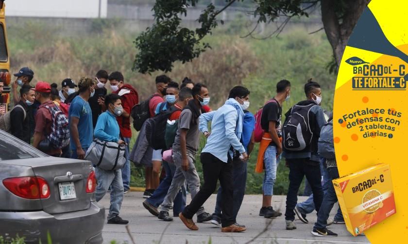 Washington apunta al cambio climático como uno de los motores de la migración en Centroamérica