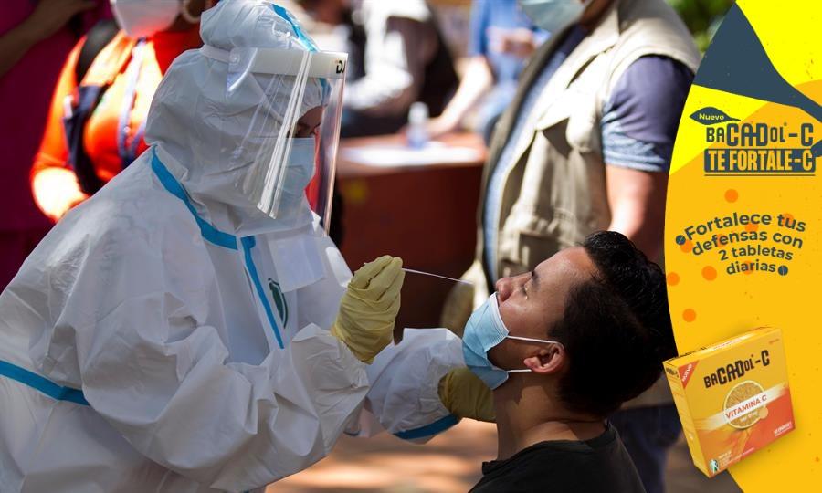 Honduras registra en un año 184.821 contagios y 4.506 muertos por covid-19