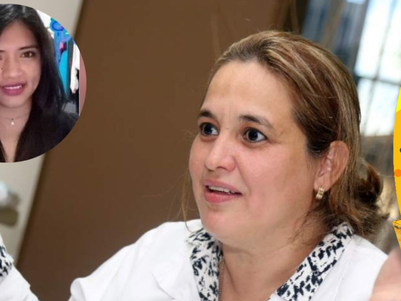 """Julissa Villanueva cuestiona el """"tortuguismo"""" del MP para demostrar vinculación de personas en muerte de Keyla Martínez"""