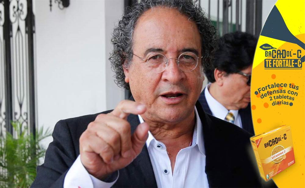 """Nelson Ávila: """"Mientras no se impida que criminales participen en política, cualquier sistema de transmisión de resultados fallará"""""""