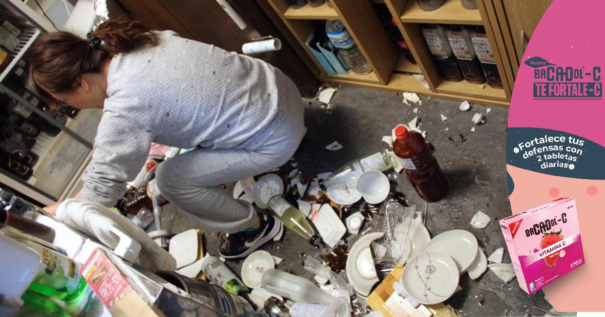 Terremoto de 7.3 del noreste de Japón deja al menos un centenar de heridos