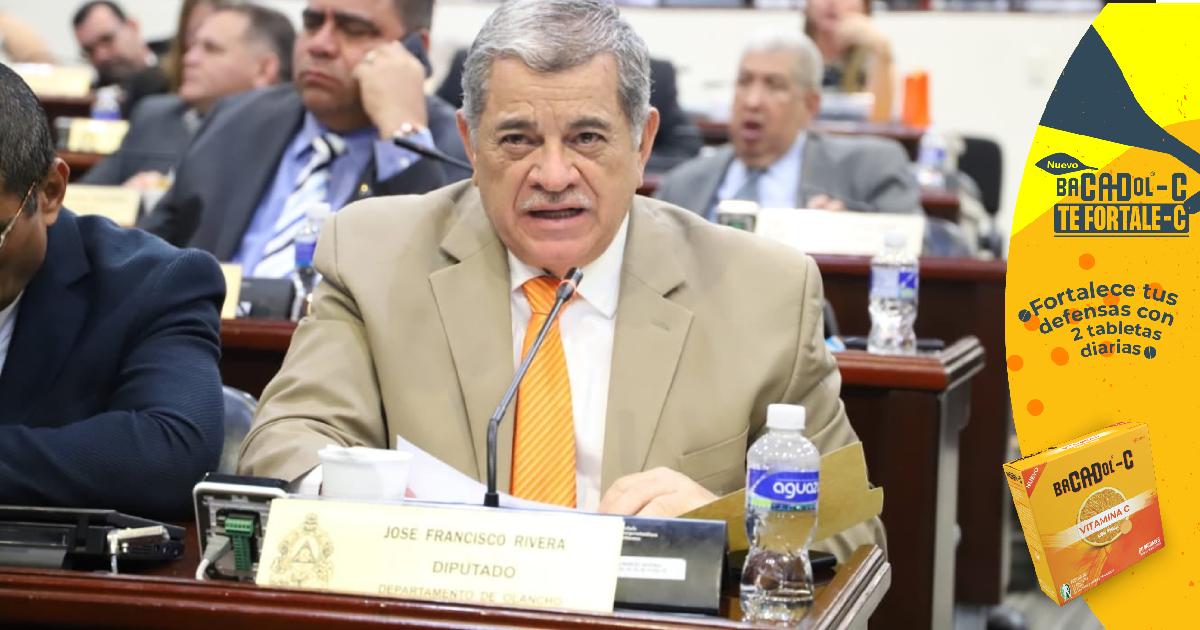 Francisco Rivera pide dejar ideologías para que venga la vacuna rusa y salvar la vida de hondureños