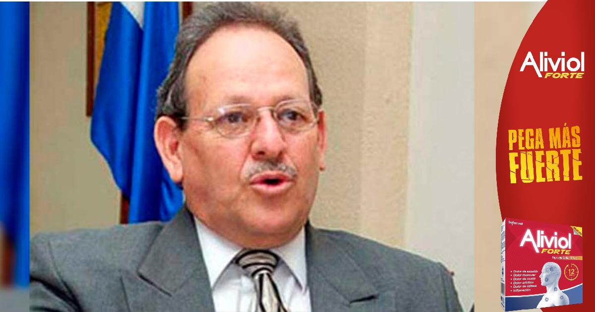 """Anduray: """"El narcotráfico podría estar interesado en que un candidato de oposición se convierta en Presidente"""""""