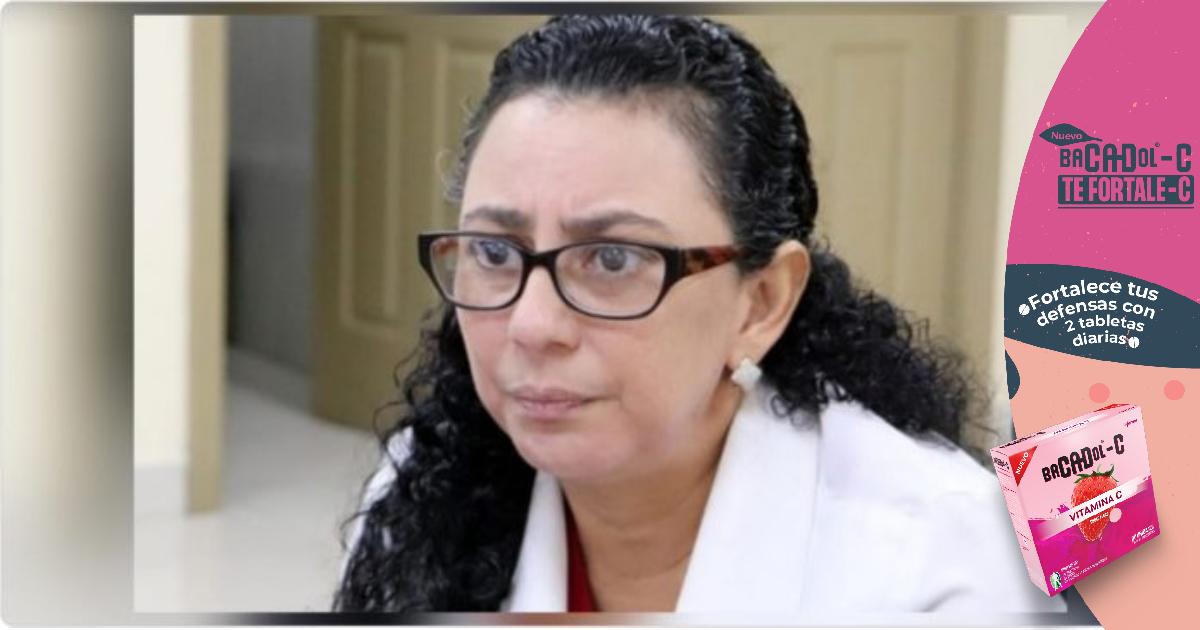 Doctora Ligia Ramos denuncia que en IHSS no se vacunó médicos y enfermeras para favorecer a otra gente