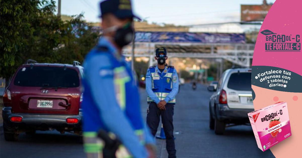 Honduras continúa una semana mas bajo Toque de Queda nocturno