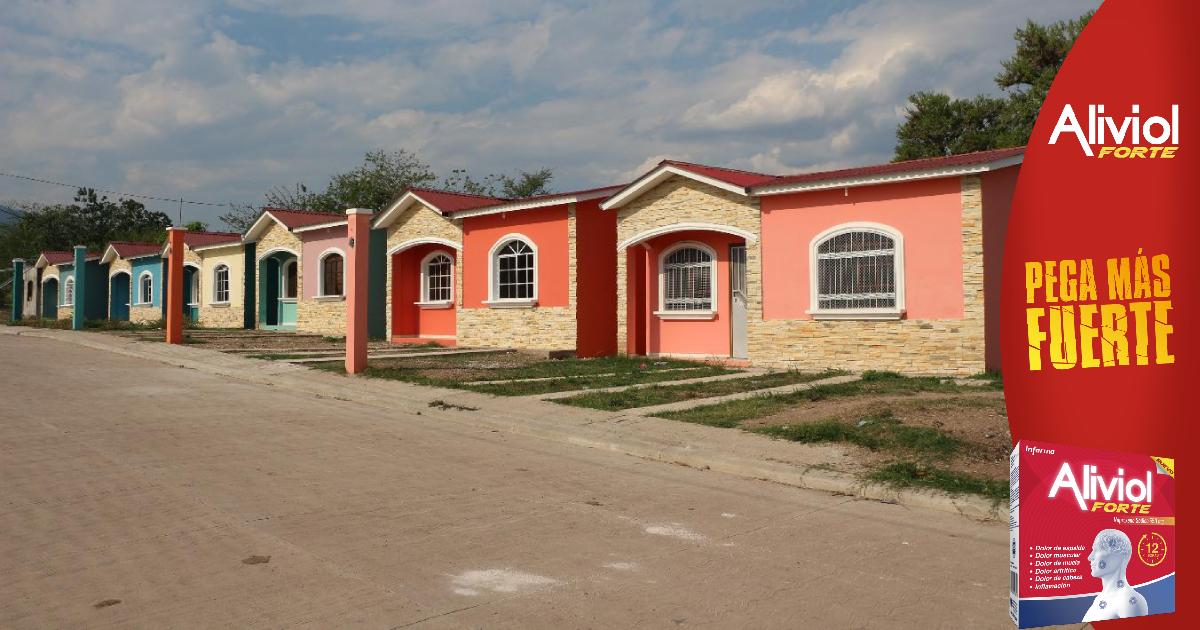 Gobierno anuncia tasas del 5 % anual para una vivienda social