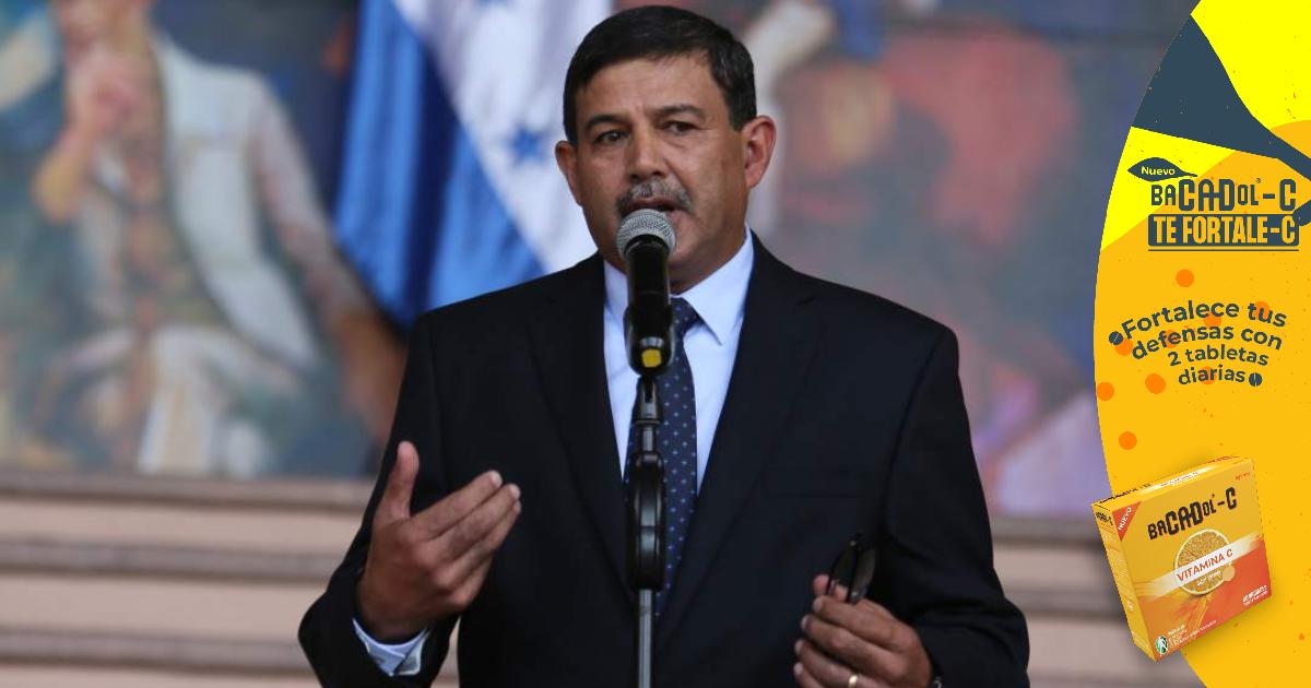 Ministro de Defensa dicen están comprometidos en el combate del narcotráfico en Honduras