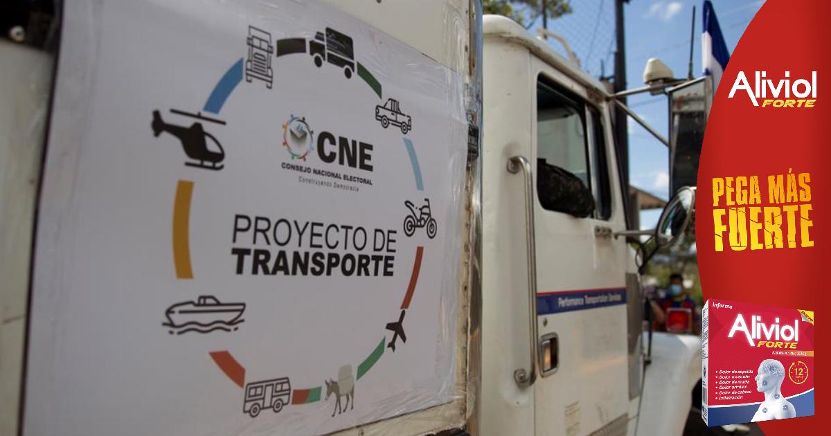 Fuerzas Armadas dice una semana tardará el regreso del material electoral al acopio del CNE