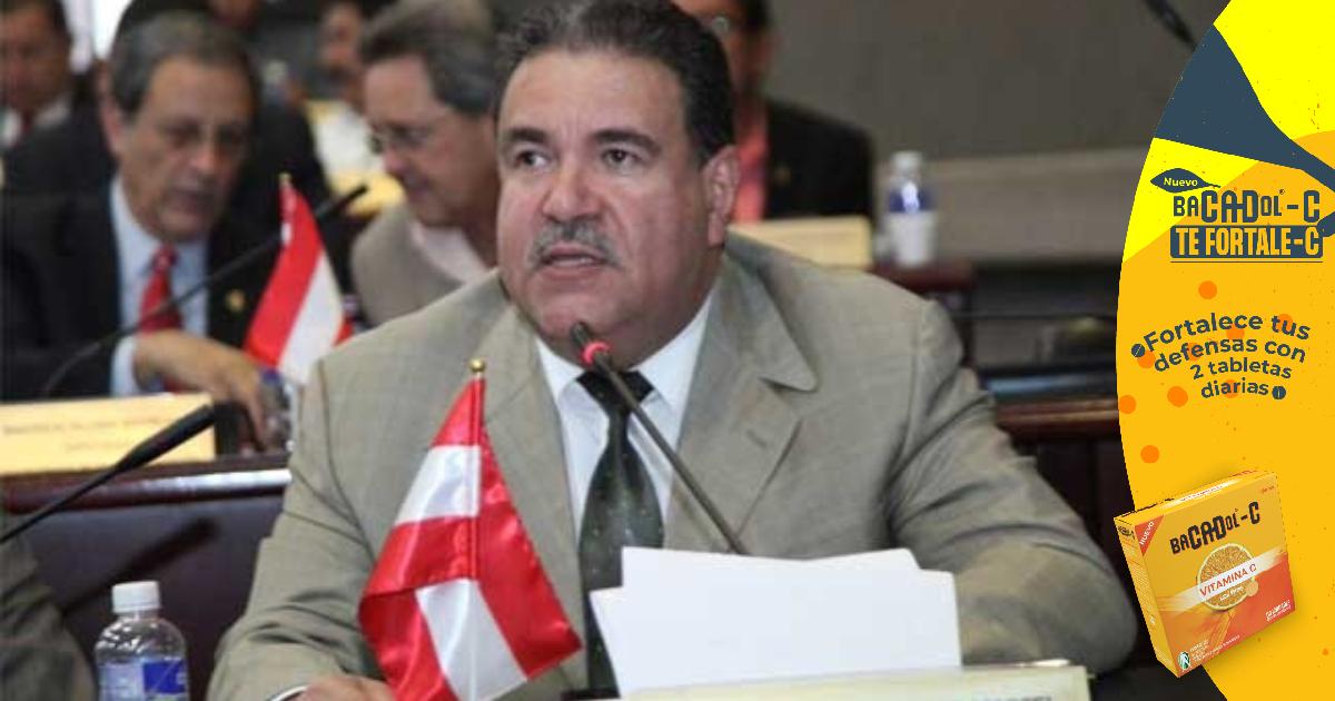 """Diputado Elvir: Declaraciones de Luis Zelaya, de fraude, es una """"acción explosiva sin verdad"""""""