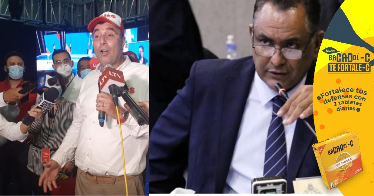 Mario Segura: Luis que arregle libros de contabilidad para dar cuentas claras del dinero del Central Ejecutivo