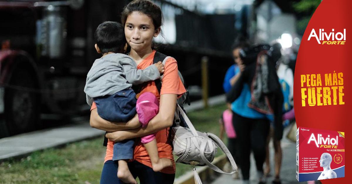 Jefe de Migración de Honduras: Menores en frontera son víctimas de tráfico