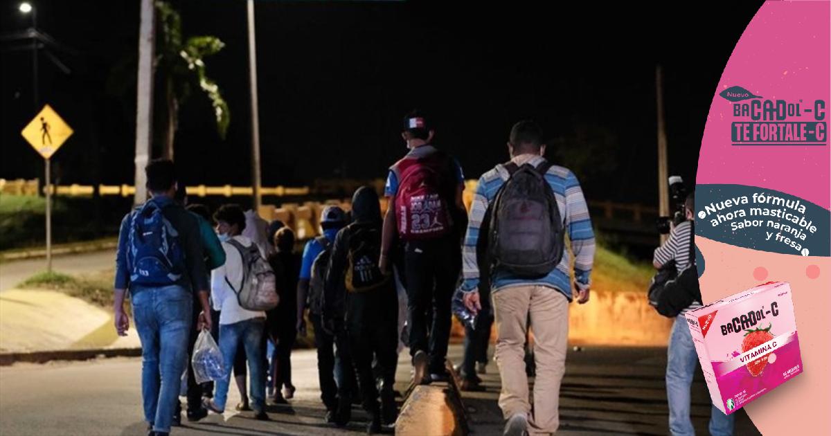 Honduras ha detenido a 2.687 extranjeros por movilizarse de manera ilegal