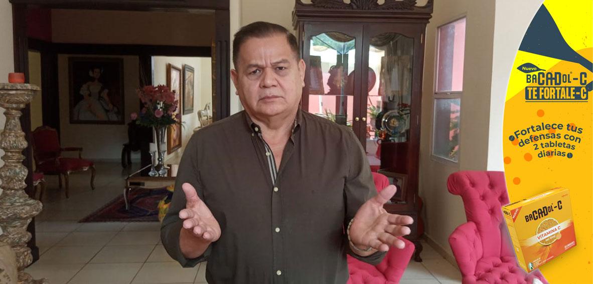 Romeo Vásquez lamenta que en elecciones internas prevaleció el fraude y compra de votos con dinero del narcotráfico y corrupción
