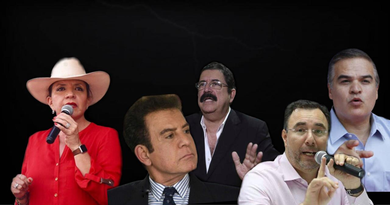 """Maestro a sus alumnos """"váyanse del país, no tiene futuro"""" y arremete contra Yani, Nasralla, Mel, Xiomara y Luis"""