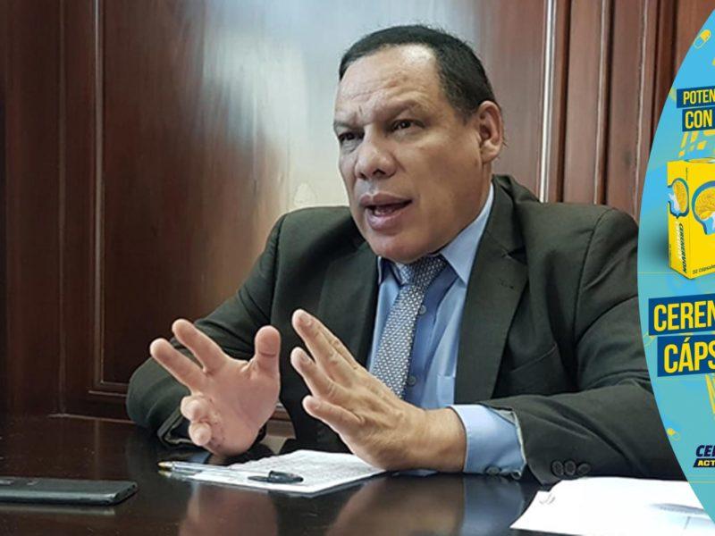 Diputado: «Por actividades gansteriles de grupos económicos, es una amenaza que la empresa privada m...