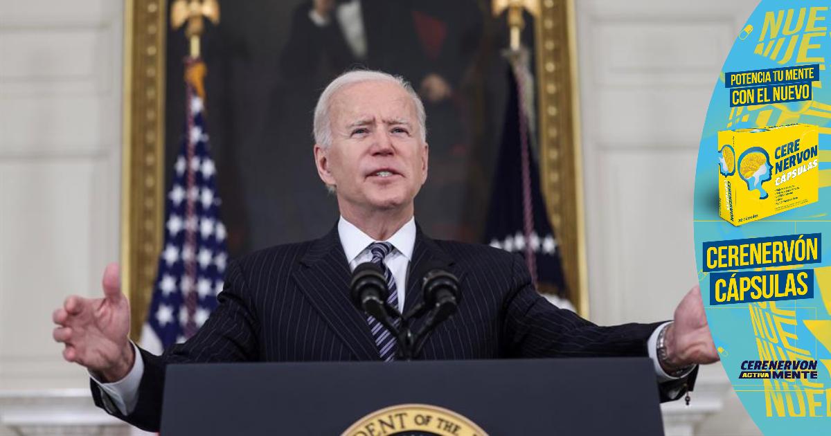EE.UU. empezará este verano a compartir vacunas con otros países, dice Biden