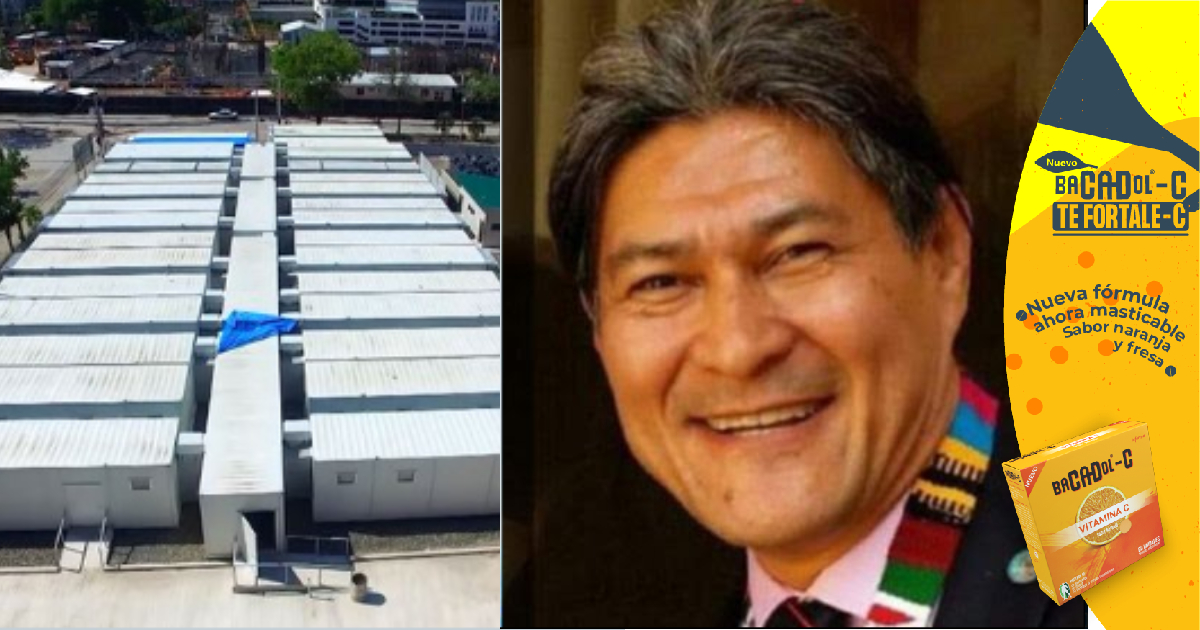 """Axel López habría obtenido """"utilidades superiores a los $20 millones a cambio de entregar al Estado de Honduras 7 hospitales móviles"""""""