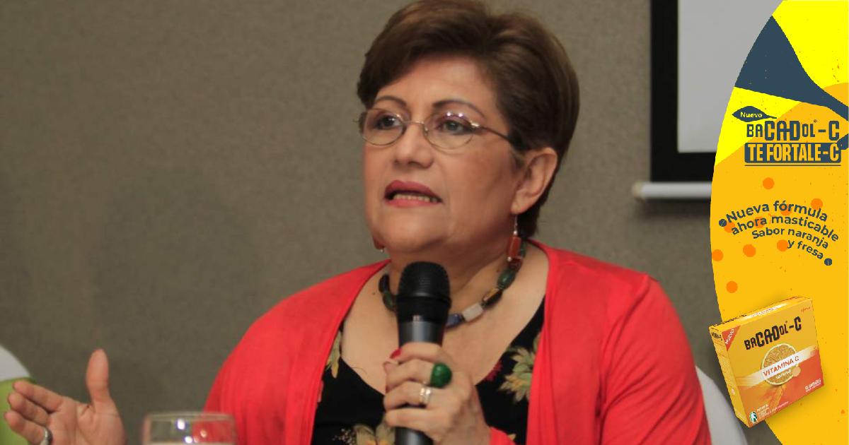"""María Luisa Borjas: """"Es un alivio ya no tener una orden de captura por un delito inexistente"""""""