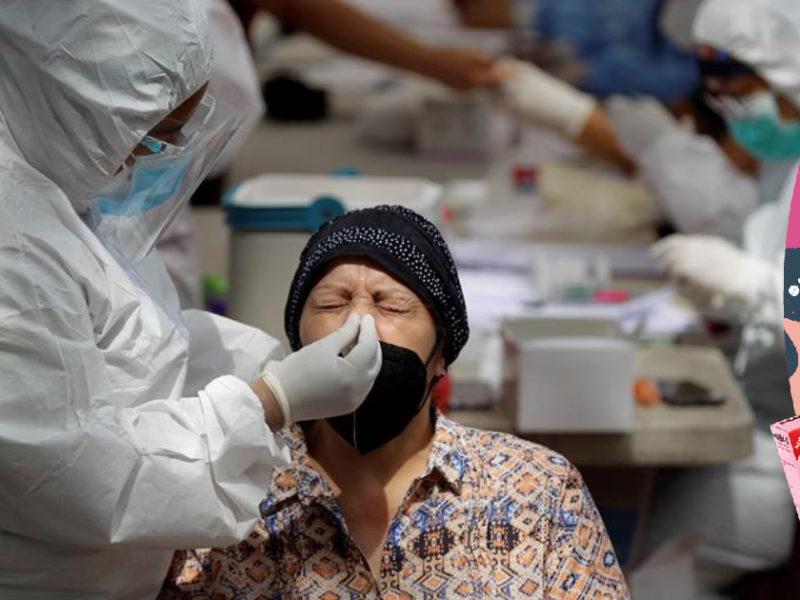 Médicos reportan mas de100 muertos diarios por covid y advierten este mayo será peor en Honduras