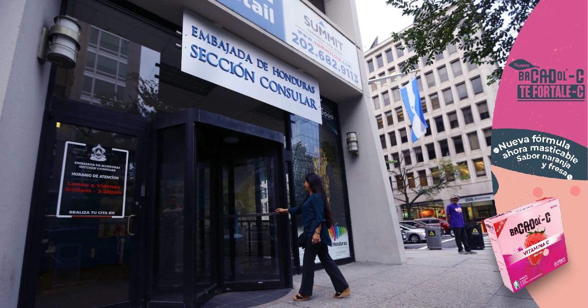 Cancillería apoyará al RNP para enrolamiento de hondureños en el exterior que desean obtener la nueva identidad