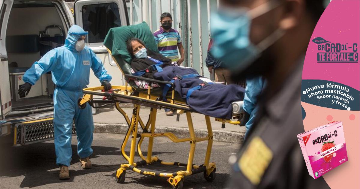 Guatemala declara en alerta roja su red hospitalaria por aumento de covid-19