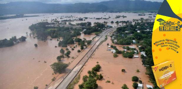 Empresa privada preocupada por falta de medidas de mitigación de inundaciones en el Valle de Sula