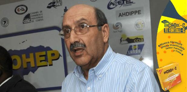 Empresario Eduardo Facussé considera