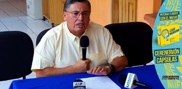 Alcalde Huniberto Madrid insta a la población tener autocuidado para contener la pandemia en Olancho