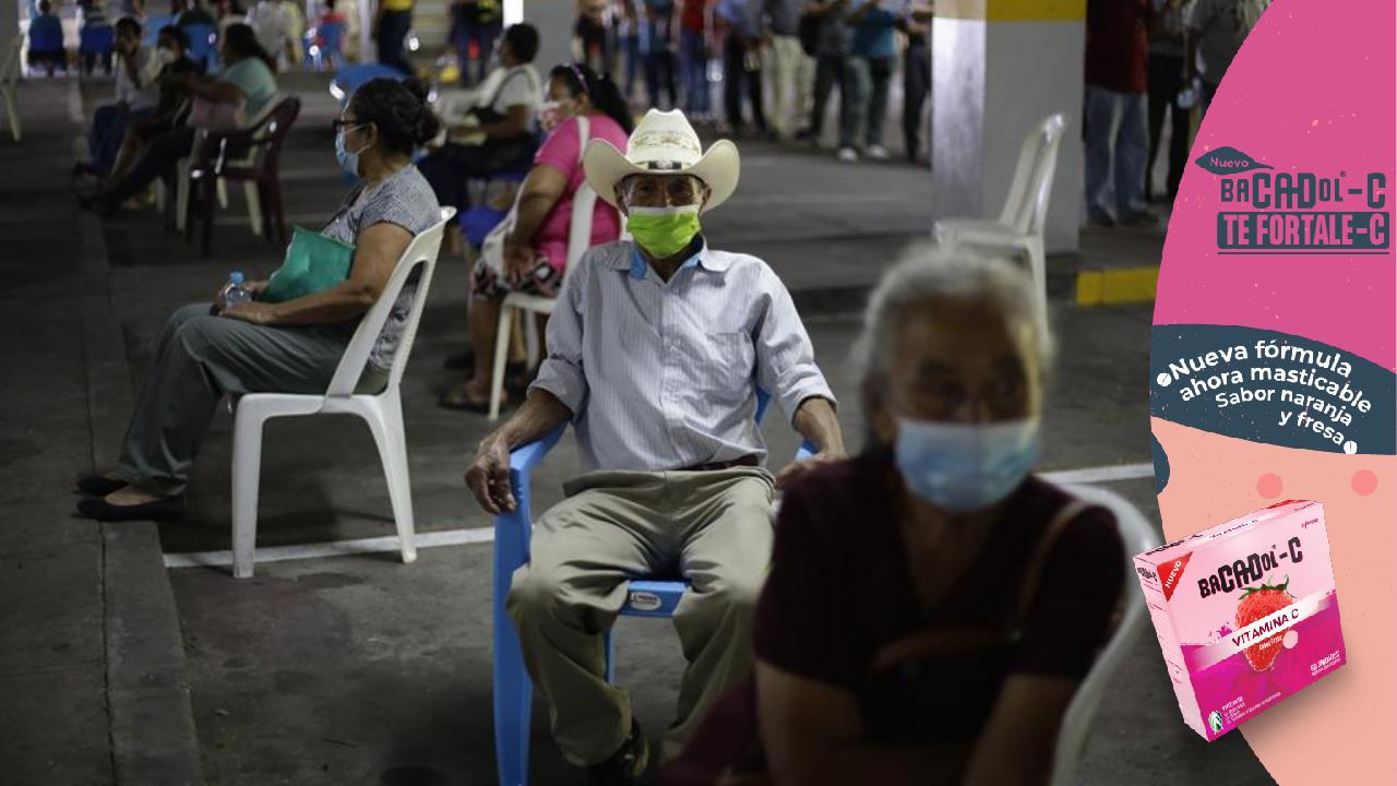 El Salvador prevé alcanzar en próximas semanas el millón de vacunas aplicadas