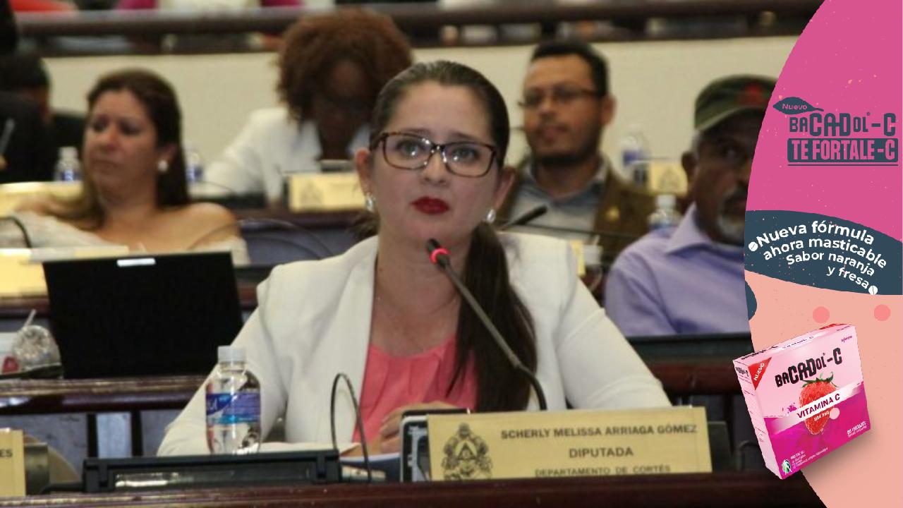 """Diputada Shirley Arriaga presenta iniciativa para adquisición de la vacuna anticovid """"Soberana"""" de Cuba"""
