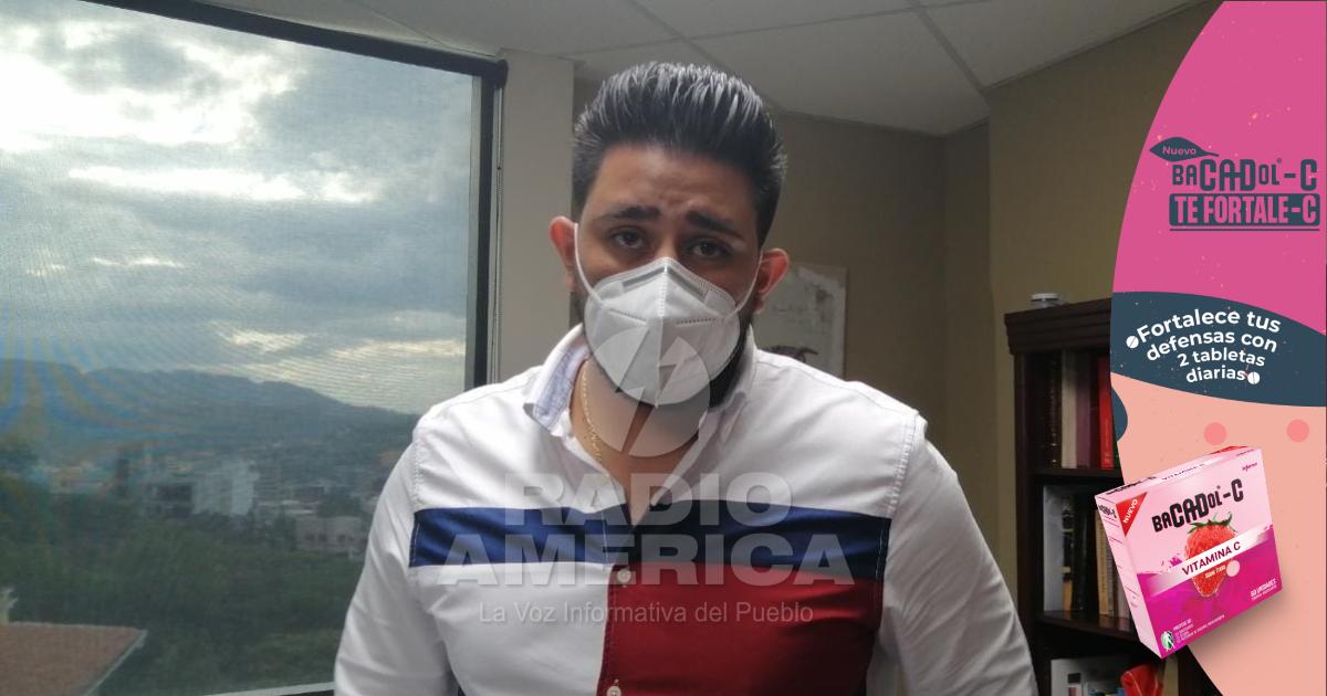 Kevin Solórzano espera que en noviembre se termine de hacer justicia para continuar con sus estudios