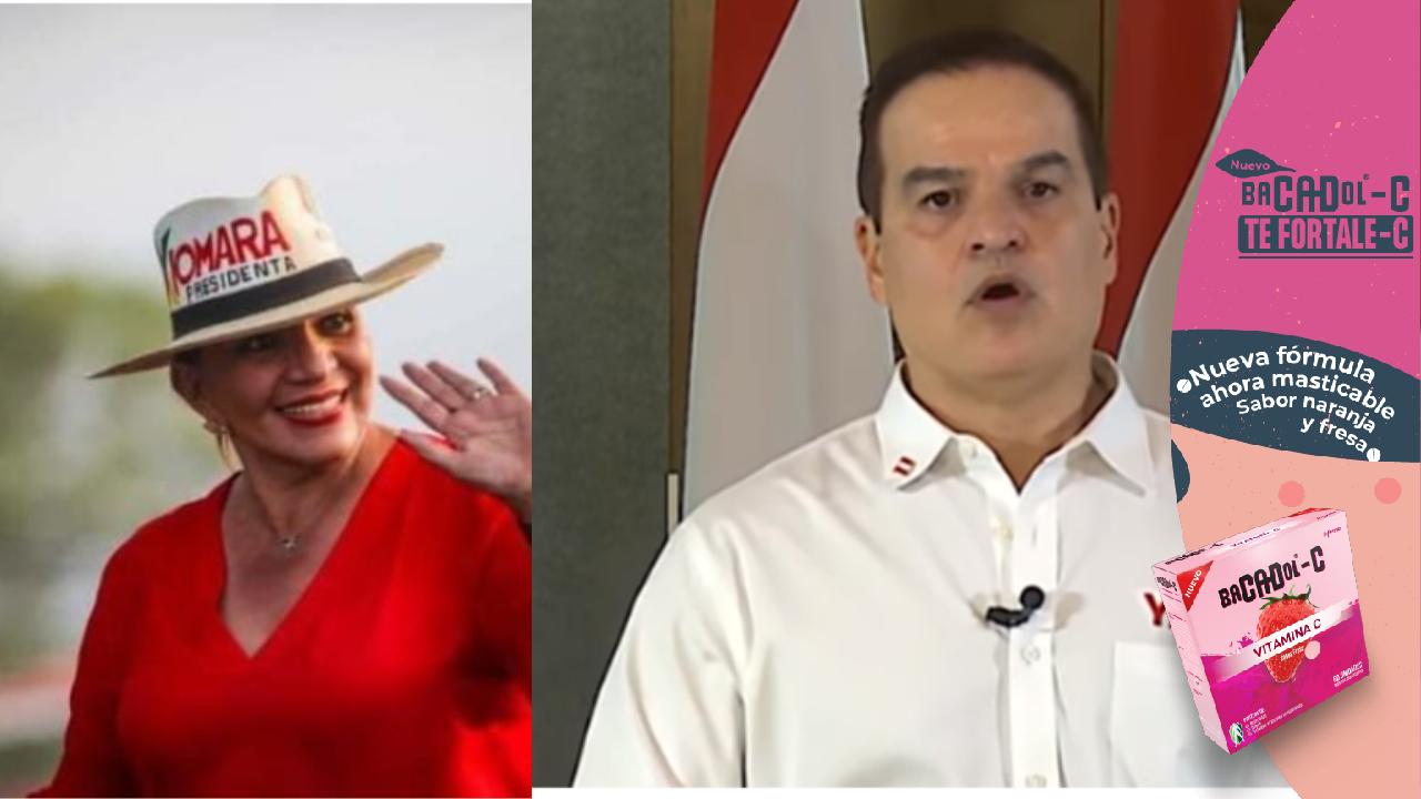 Xiomara Castro confirma que no hay alianza con Yani Rosenthal de cara a elecciones presidenciales de noviembre