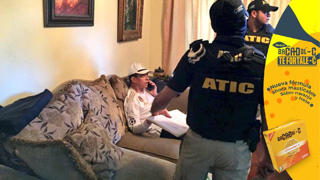 Confirman auto de formal procesamiento y prisión preventiva al comisionado general de policía Leonel Sauceda