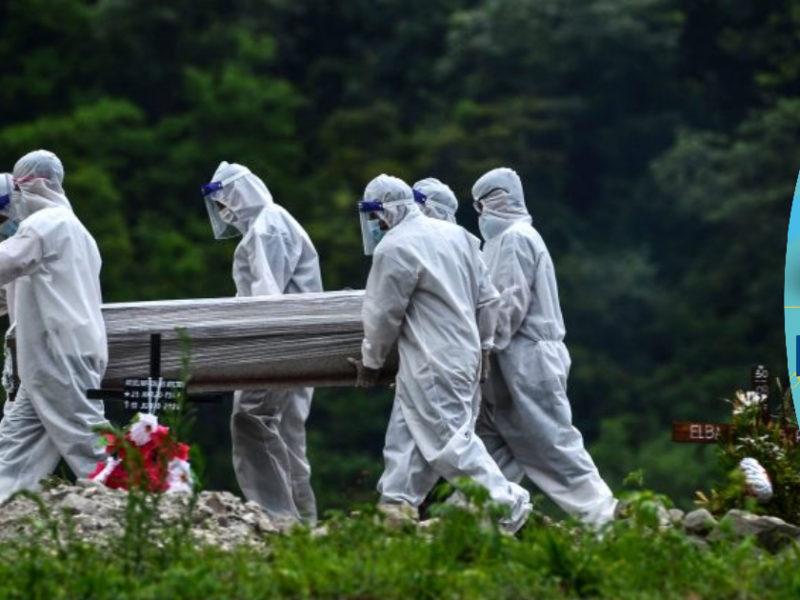 Funerarias de Honduras para este mayo proyectan más de 1,600 muertes por coronavirus
