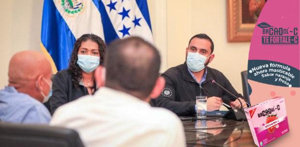 Gobierno de Honduras agradece el apoyo de El Salvador para ayudar a obtener vacunas anticovid-19