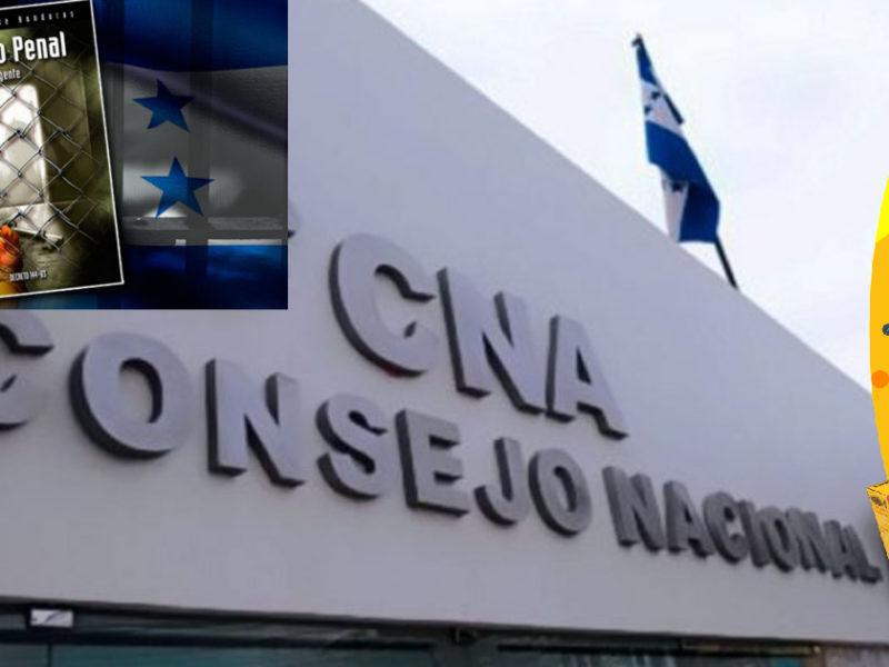 Con excusa del presidente de CSJ para no conocer recursos de inconstitucionalidad, CNA espera que el Código Penal deje de tener vigencia